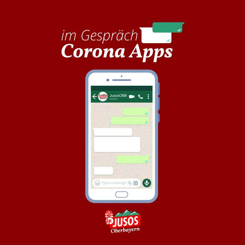 Im Gespräch: Corona Apps
